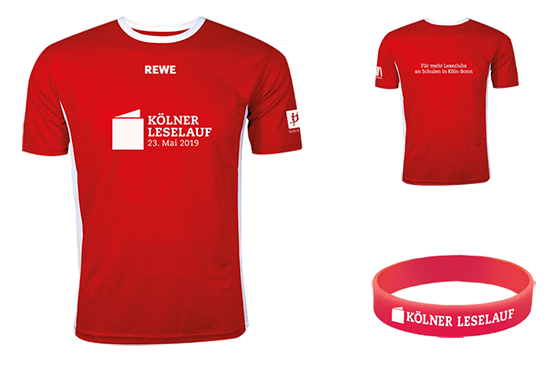 T-Shirt 9. Leselauf 2019