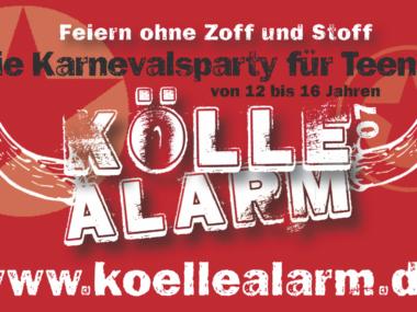 Logo auf rotX3_KölleAlarm